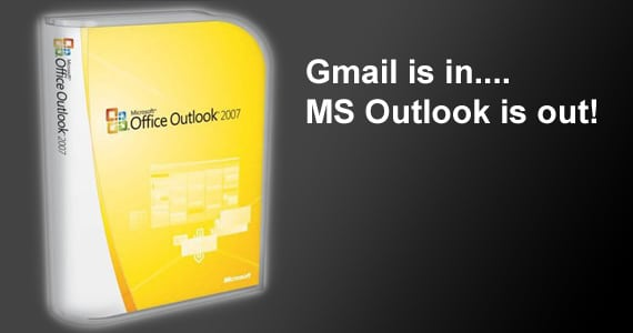 Still using MS Outlook?